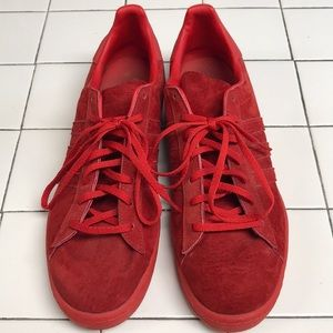 c828dd985015 adidas Shoes - Adidas Originals Campus 80s College Red sneakers